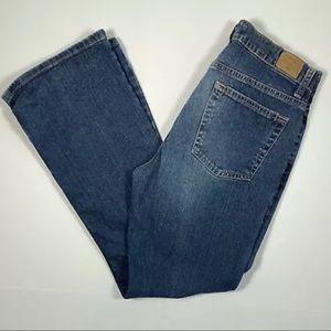 Old Navy Jeans Boot Cut Stretch Medium Wash Denim